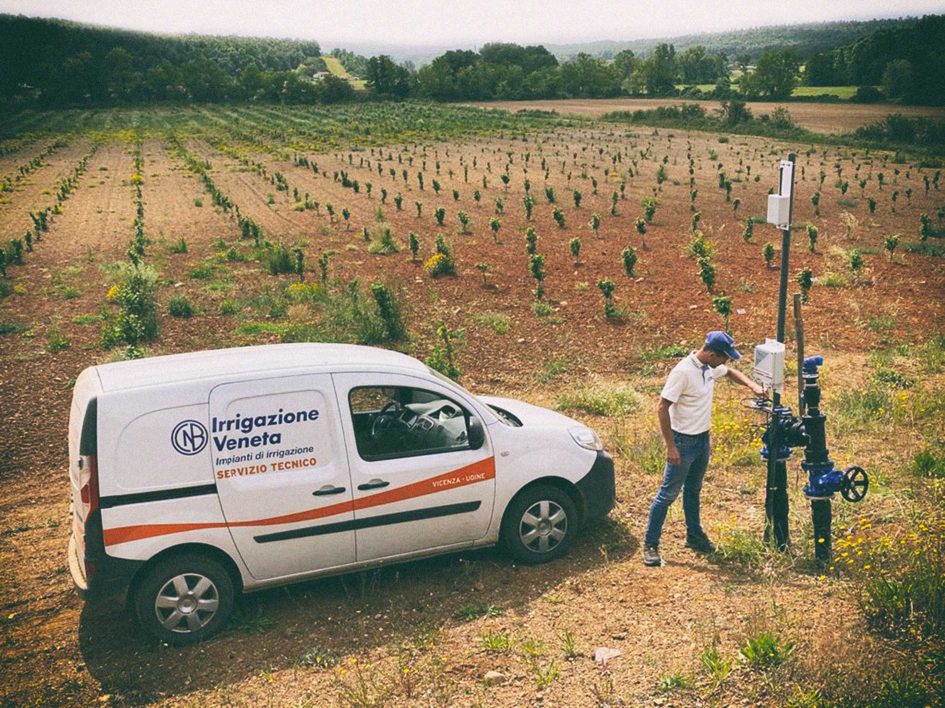 31 impianti irrigazione veneta