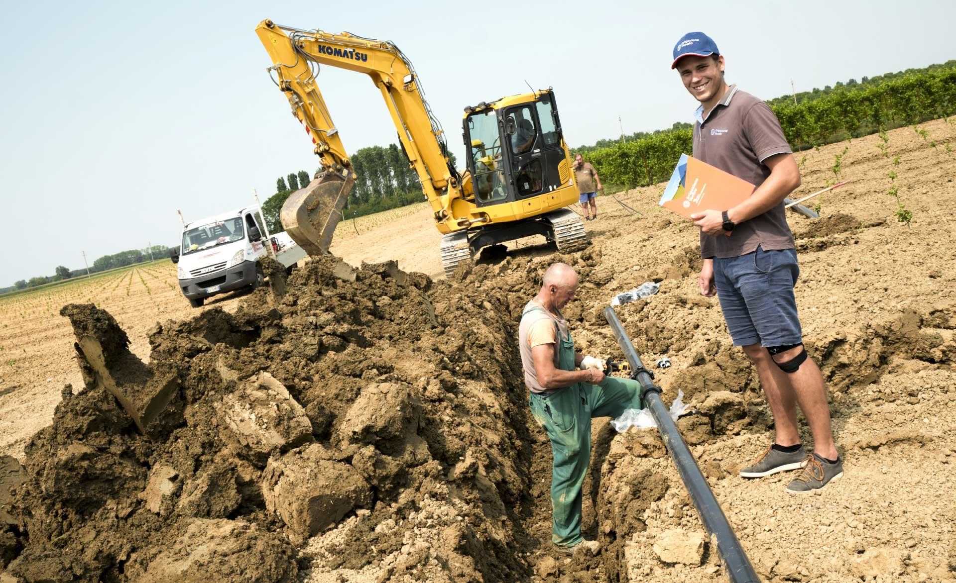 2 subirrigazione a goccia irrigazione veneta